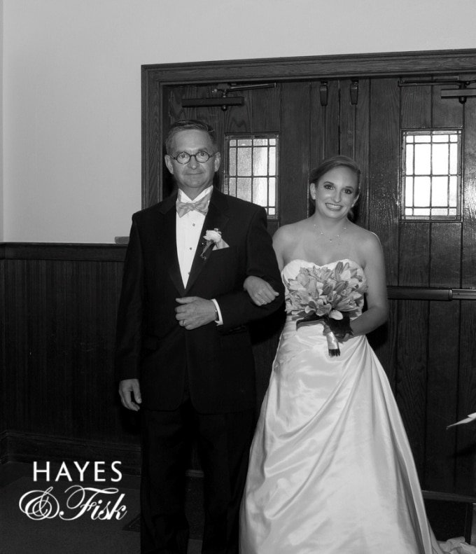 Wedding Photography by Hayes & Fisk - Amy & Brooks, June 1, 2013