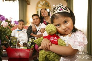 Princess for a Day from Make a Wish
