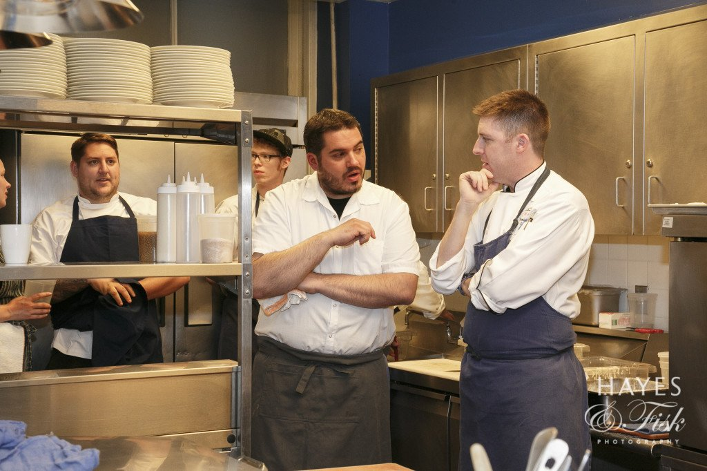 James Beard Foundation Dinner: The Jefferson Hotel