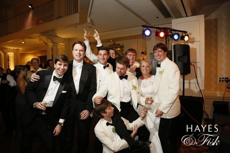 Emily & Frank's Wedding: The Country Club of Virginia