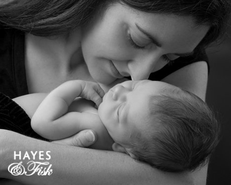 The Bitz Family - Maternity and Newborn Photographyborn