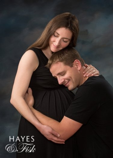 The Bitz Family - Maternity and Newborn Photography