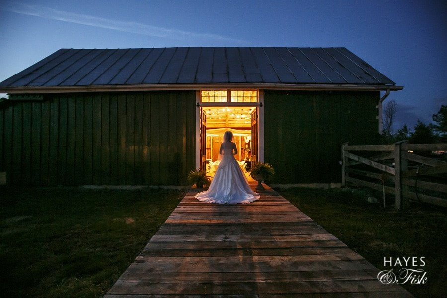Megan and David: Glasgow Farm - Fredericksburg, VA