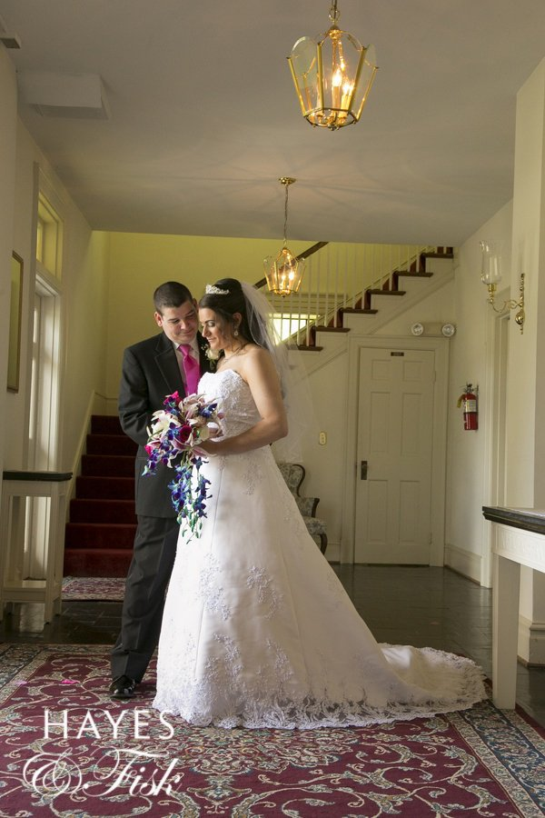 Samantha and Jordan - Central Virginia Wedding