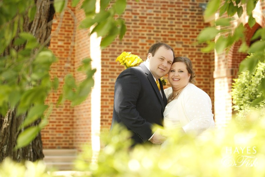Mary + James - The Boathouse at Rockett's Landing