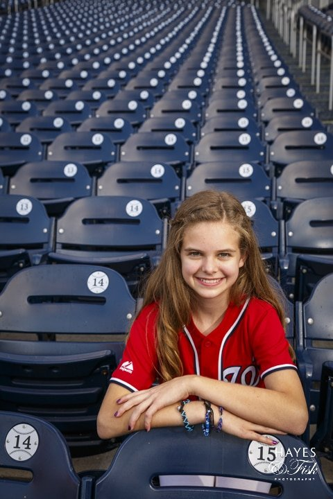 Bat Mitzvah - Diamond Club at Nationals Park Stadium