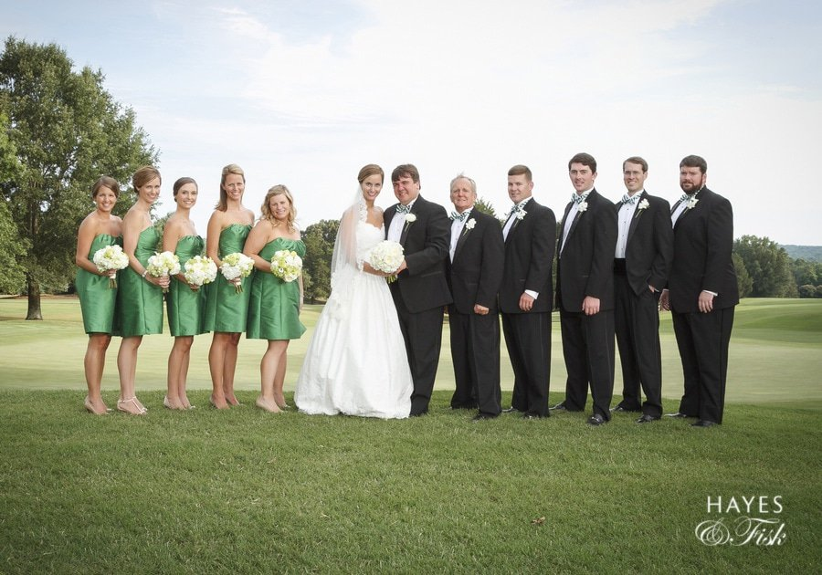 Richmond Wedding | Country Club of Virginia