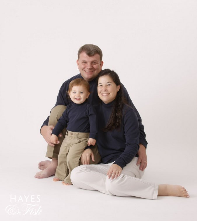 Family Photography by Hayes and Fisk