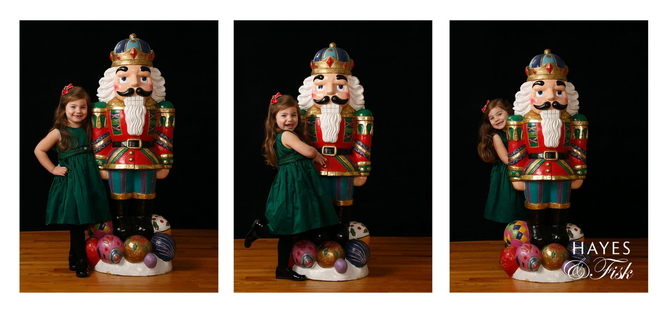 Holiday Pictures, Hayes and Fisk, Richmond, VA