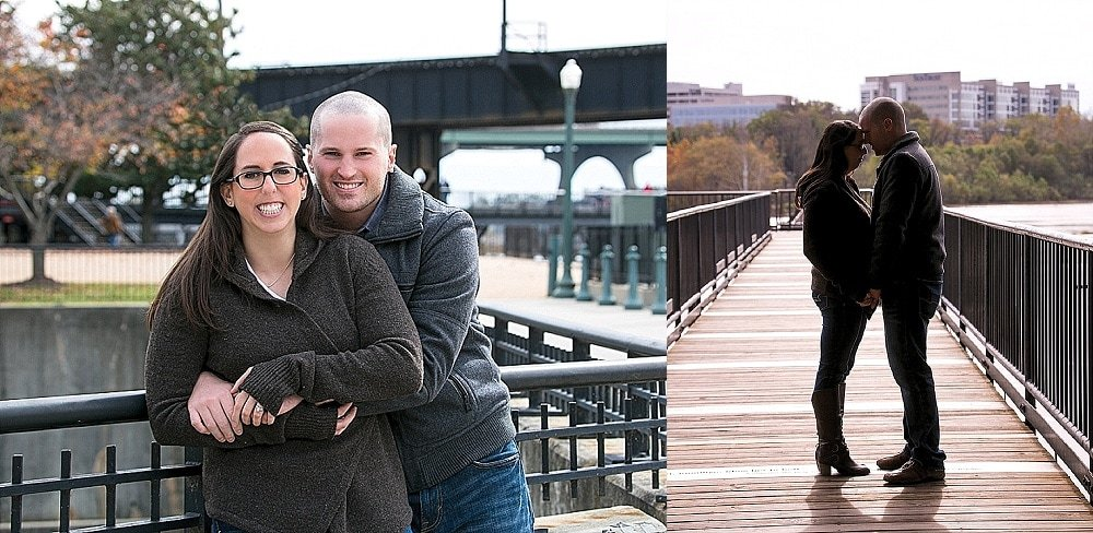 Leah & Dan | Richmond Engagement Session