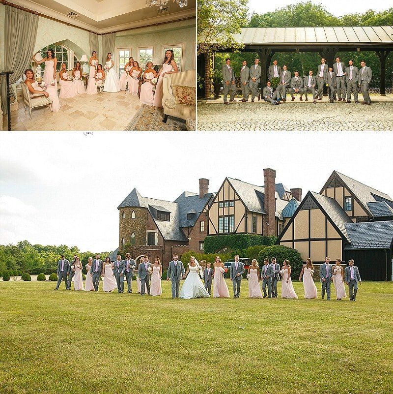 Hayes & Fisk, Dover Hall Estate Weddings