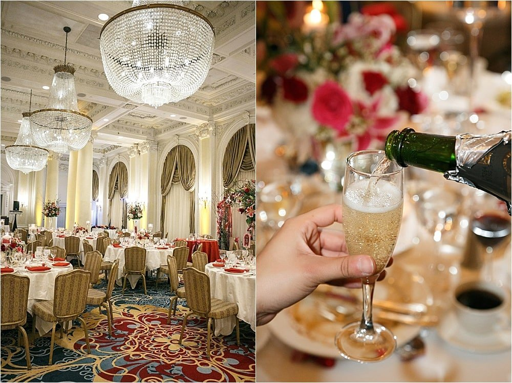 Sarah + Rob | Richmond Wedding, Jefferson Hotel