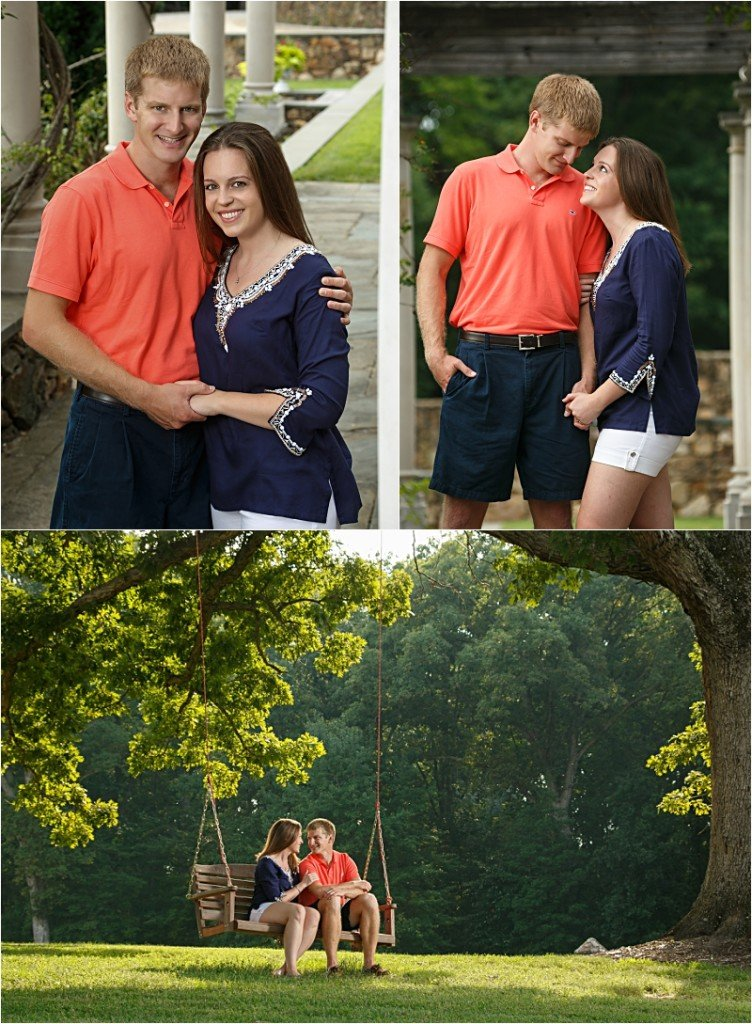 On Location Engagement Session