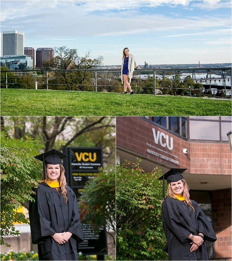 VCU Graduation Session