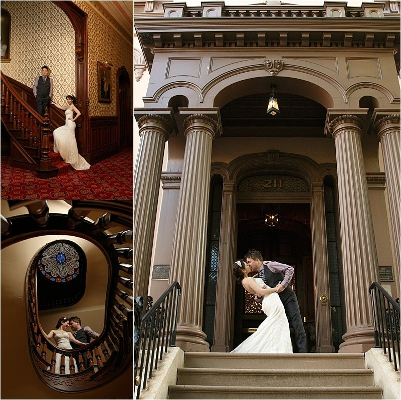 Bolling Haxall House Wedding