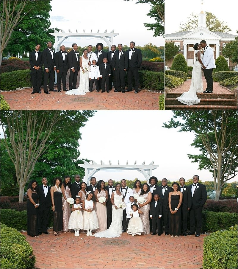 Wyndham Virginia Crossing Hotel Wedding