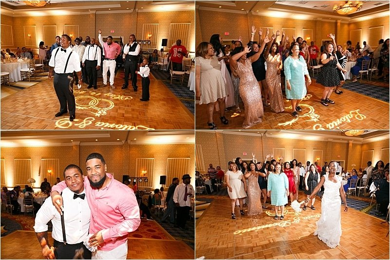 Wyndham Virginia Crossing Hotel Wedding_0436