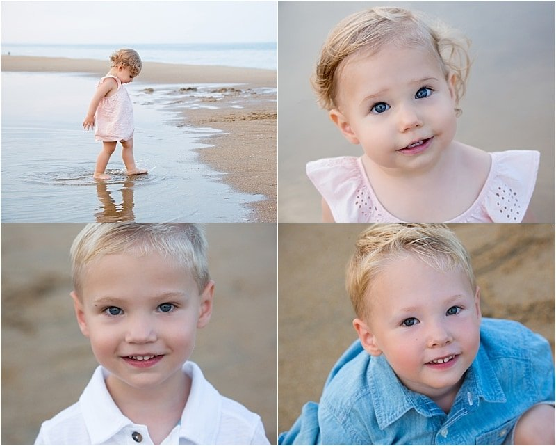 Beach Portrait Sessions