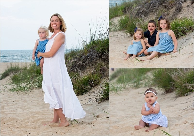 Virginia Beach Family Portraits