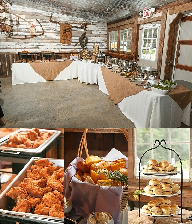 Wedding At The Vintager Inn - Hayes & Fisk