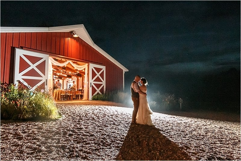 Wedding at The Vintager Inn
