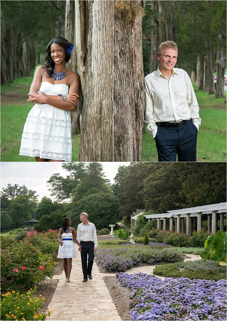 Engagement Session at Maymont Park
