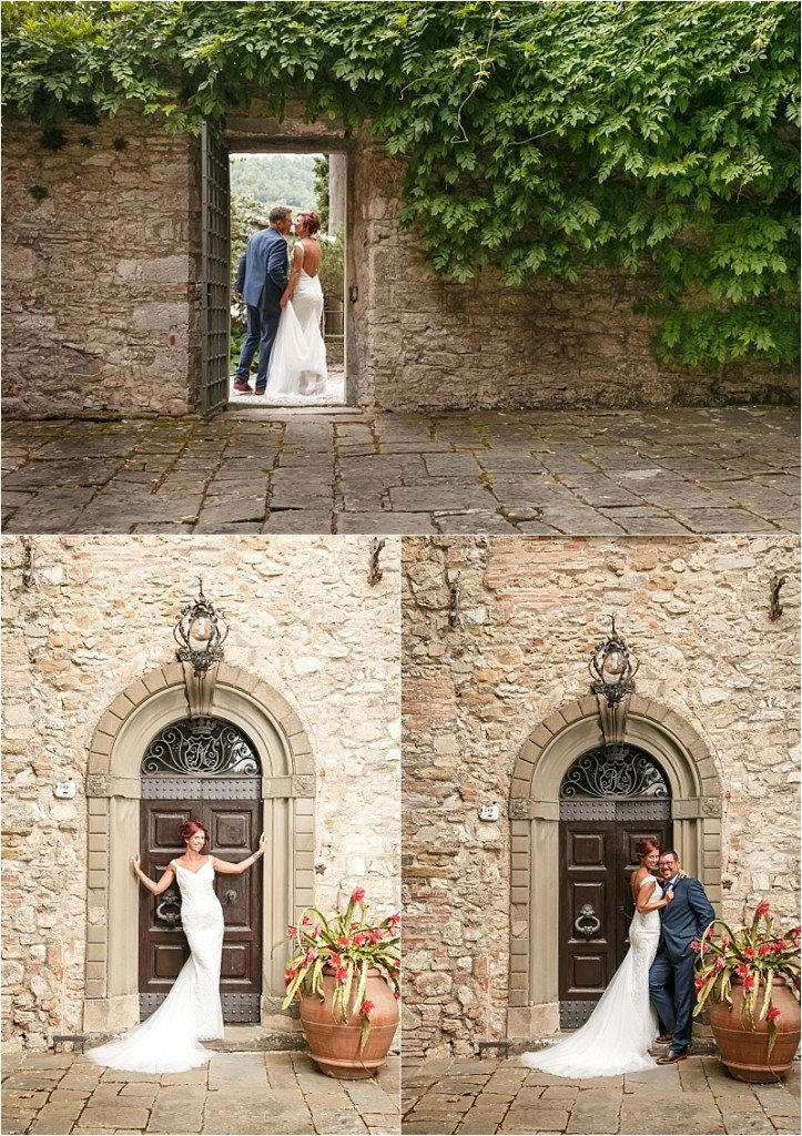 Destination Wedding in Tuscany, Italy