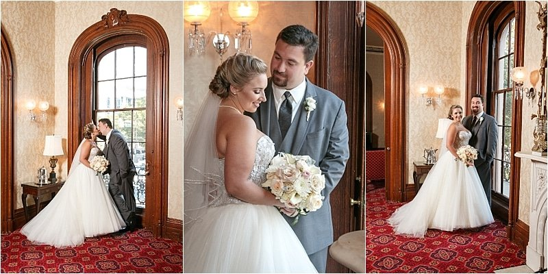 Bolling Haxall House Wedding in Richmond, Virginia