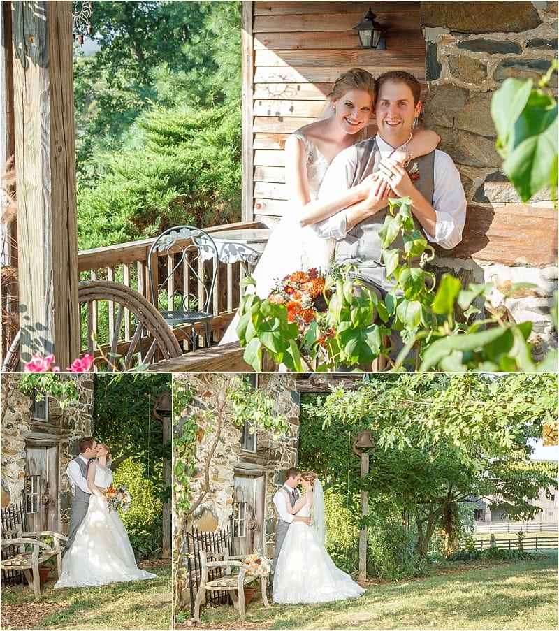 Countryside Wedding in Northern Virginia
