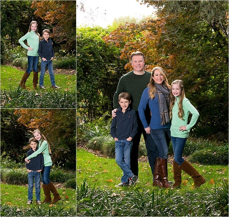 Fall Family Portraits with Hayes & Fisk