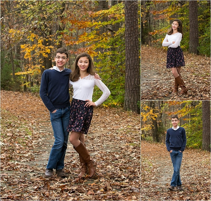 Family Fall Photo Session