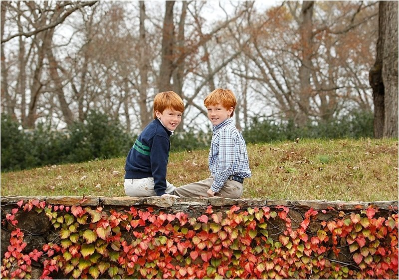 Fall Portrait Sessions are in Full Swing