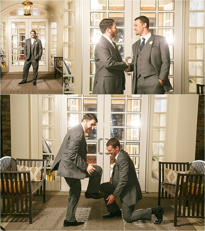 Logan + Spencer Marry at the Dominion Club