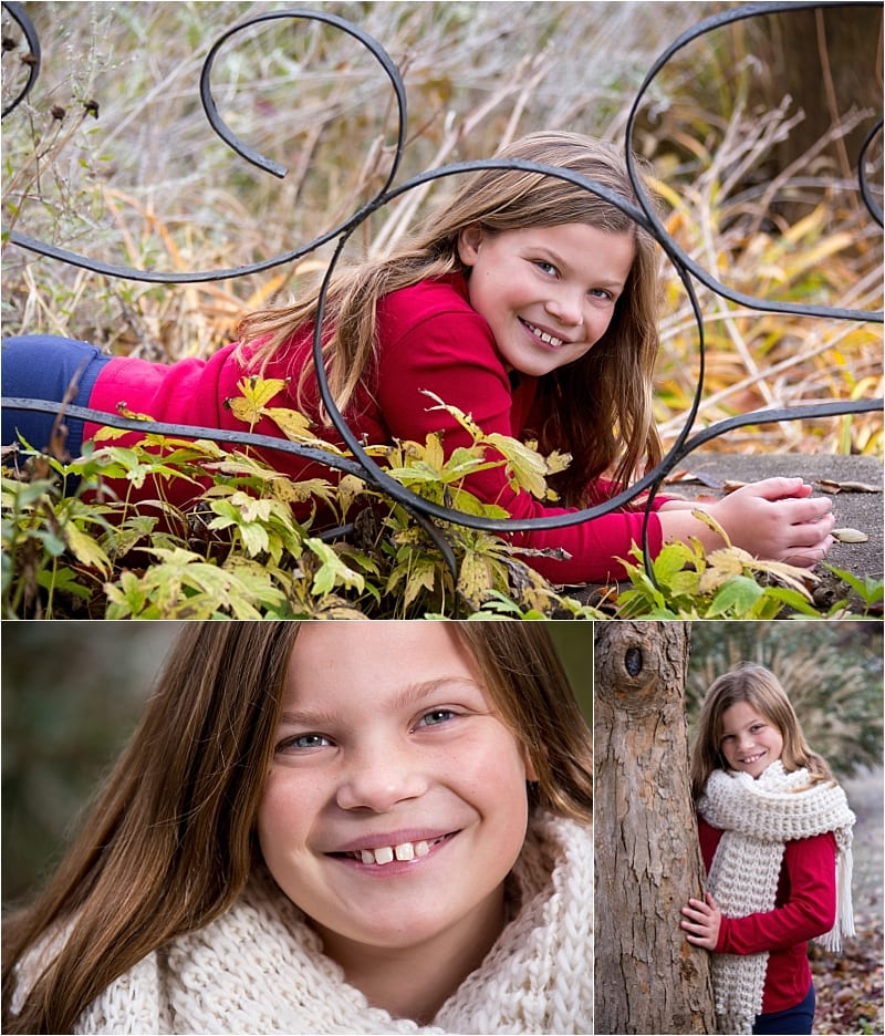 Adorable Portrait Session to End 2016